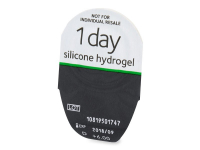 MyDay daily disposable (30čoček) - Vzhled blistru s čočkou