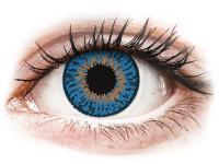 Expressions Colors Dark Blue - nedioptrické (1 čočka)