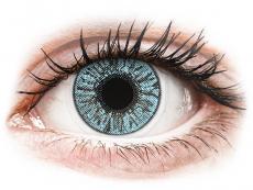 Barevné kontaktní čočky - FreshLook Colors Blue - dioptrické (2čočky)