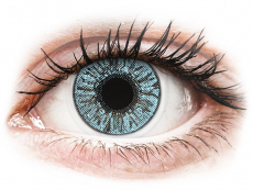 Kontaktní čočky Alcon - FreshLook Colors Blue - nedioptrické (2čočky)