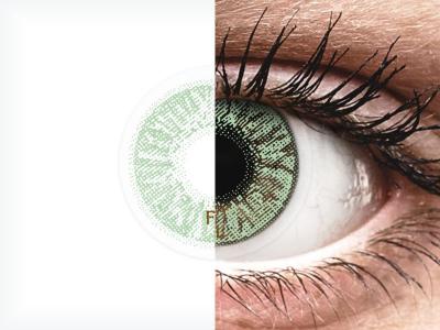 FreshLook Colors Green - dioptrické (2čočky)