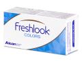 FreshLook Colors Misty Gray - nedioptrické (2čočky)