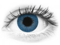 FreshLook Dimensions Pacific Blue - dioptrické (6čoček)