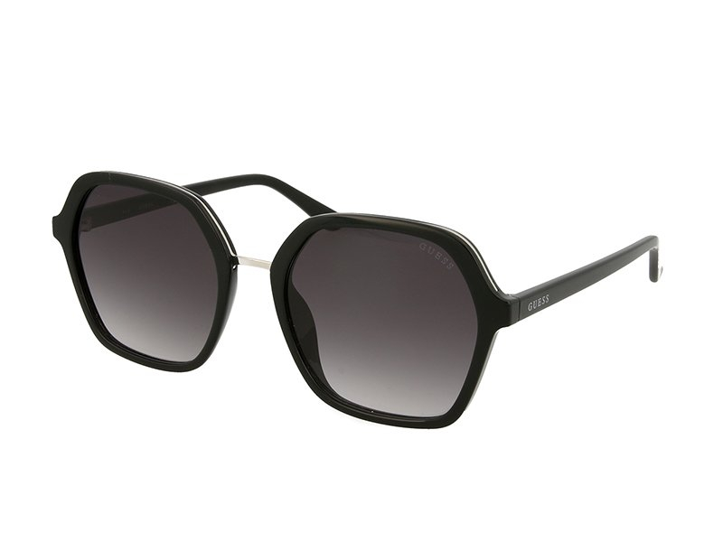 Sluneční brýle Guess GU7557-S 01B