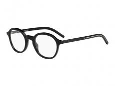 Kulaté brýlové obroučky - Christian Dior BLACKTIE234 807