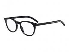 Čtvercové dioptrické brýle - Christian Dior BLACKTIE238 807