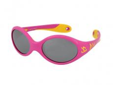 Sluneční brýle - Kid Rider KID177 Pink/Yellow