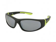 Sluneční brýle - Kid Rider KID53 Black/Green