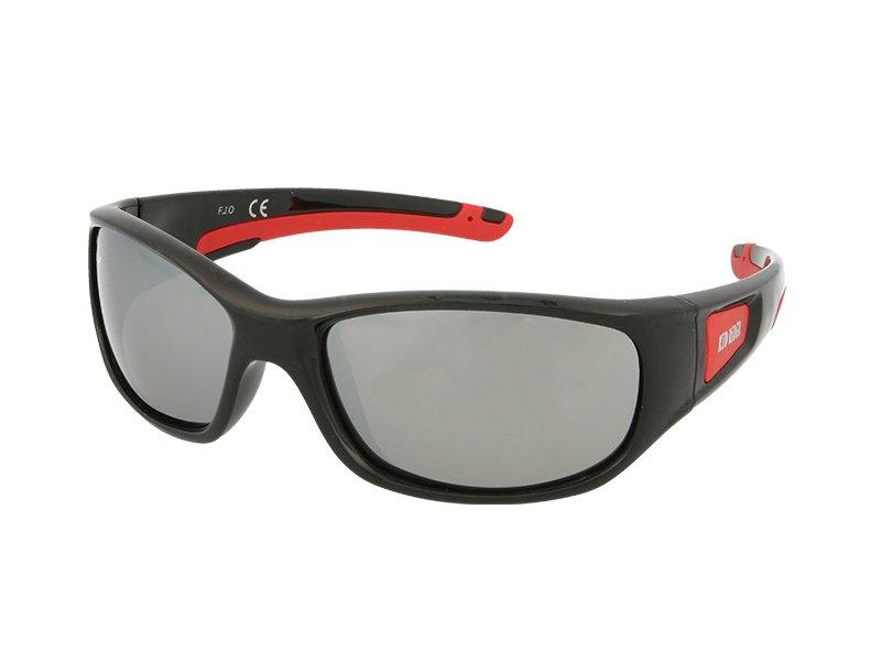 Sluneční brýle Kid Rider KID54 Black/Red