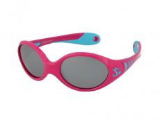 Sluneční brýle - Kid Rider KID77 Pink/Blue