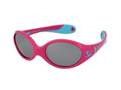 Sluneční brýle Kid Rider KID77 Pink/Blue