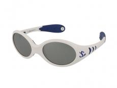 Sluneční brýle - Kid Rider KID77 White/Blue