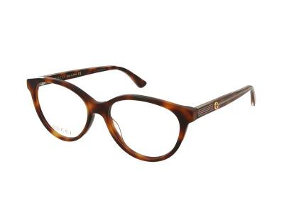 Brýlové obroučky Gucci GG0379O-003