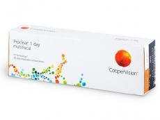 Kontaktní čočky - Proclear 1 Day Multifocal (30čoček)