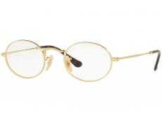 Oválné brýlové obroučky - Ray-Ban RX3547V 2500
