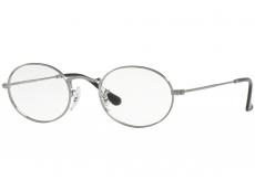 Oválné brýlové obroučky - Ray-Ban RX3547V 2502