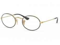 Oválné brýlové obroučky - Ray-Ban RX3547V 2991