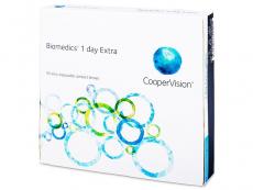 Kontaktní čočky CooperVision - Biomedics 1 Day Extra (90čoček)