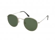 Kulaté sluneční brýle - Crullé M6002 C2