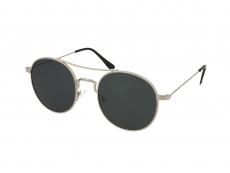 Kulaté sluneční brýle - Crullé M6016 C1