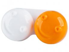 Příslušenství - Pouzdro na čočky 3D - oranžové