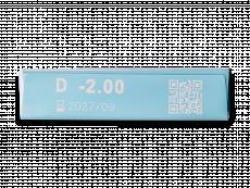 TopVue Air (6 čoček) - Náhled parametrů čoček
