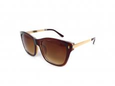 Sluneční brýle - Dámské sluneční brýle Alensa Brown