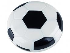 Příslušenství - Kazetky se zrcátkem - Kazetka Fotbalový míč - černá
