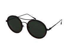 Kulaté sluneční brýle - Crullé M6029 C3