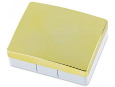 Příslušenství - Kazetky se zrcátkem - Elegantní kazetka - zlatá