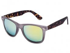 Sluneční brýle - Sluneční brýle Stingray - Yellow/Grey Rubber