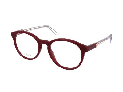 Brýlové obroučky Gucci GG0485O 004