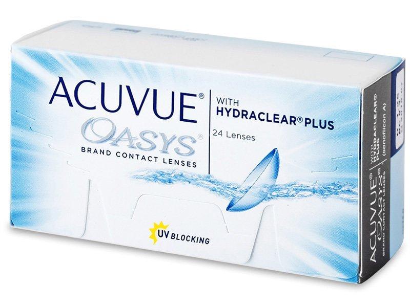 Acuvue Oasys (24 čoček) - Čtrnáctidenní kontaktní čočky