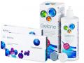 Biofinity (2x3čočky) + roztok Gelone 360 ml