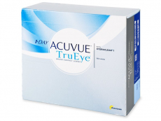 Kontaktní čočky Johnson and Johnson - 1 Day Acuvue TruEye (180 čoček)