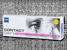 Jednodenní kontaktní čočky - Zeiss Contact Day 1 Spheric (32 čoček)
