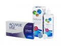 Acuvue Vita (6 čoček) + roztok Gelone 360 ml