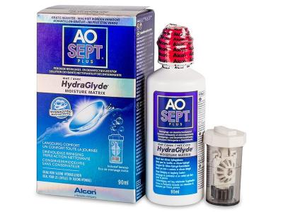 Roztok AO SEPT PLUS HydraGlyde 90 ml  - Předchozí design