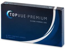 Kontaktní čočky - TopVue Premium (6čoček)