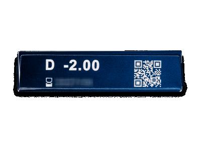 TopVue Premium (6čoček) - Náhled parametrů čoček