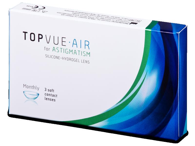 Air for Astigmatism (3 čočky)