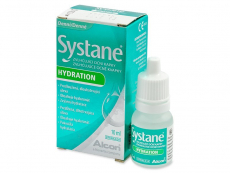 Oční kapky - Oční kapky Systane Hydration 10 ml