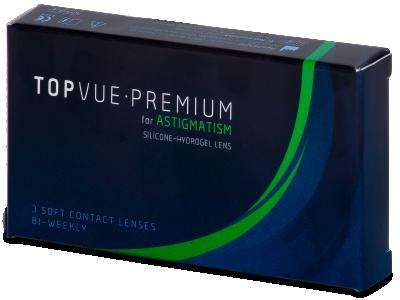 TopVue Premium for Astigmatism (3čočky)