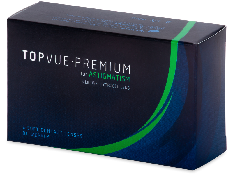 Premium for Astigmatism (6 čoček)