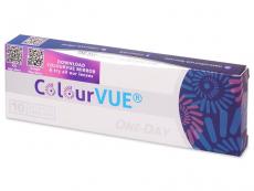Kontaktní čočky Maxvue Vision - ColourVue One Day TruBlends - dioptrické (10čoček)