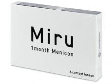 Menicon - Miru 1 Month (6 čoček)