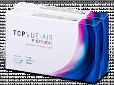 TopVue Air Multifocal (6 čoček) - Multifokální kontaktní čočky