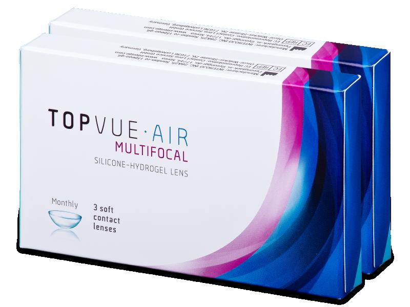 Air Multifocal (6 čoček)