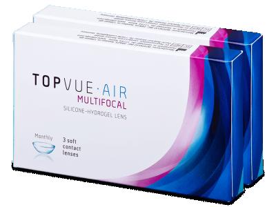 TopVue Air Multifocal (6 čoček)