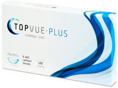 Měsíční kontaktní čočky - TopVue Plus (6 čoček)